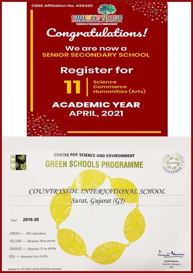 Countryside International School Surat – Countryside International ...